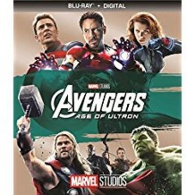 Marvel's Avengers: Age Of Ultron Blu-ray + Digital