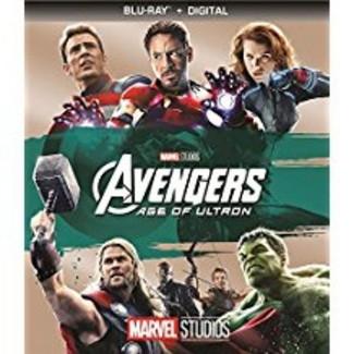 Marvels Avengers: Age Of Ultron Blu-ray + Digital