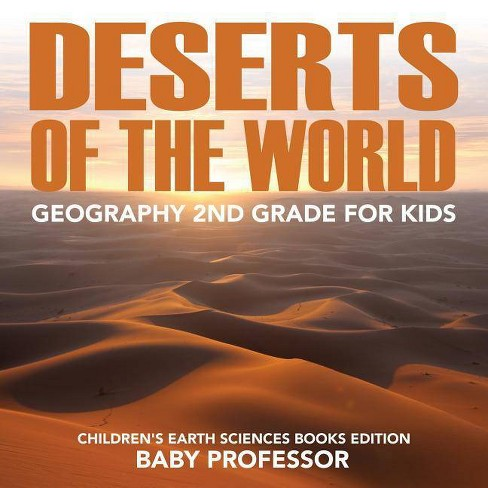 Deserts of The World - by  Baby Professor (Paperback) - image 1 of 1