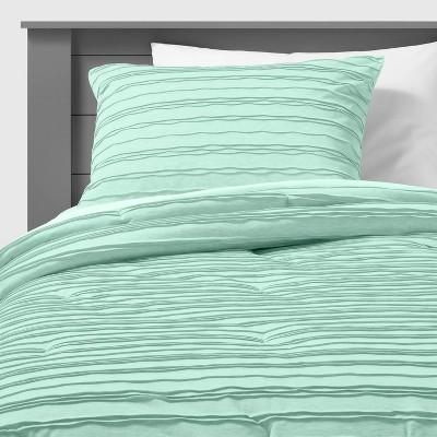 Jersey Wave Comforter Set - Pillowfort™