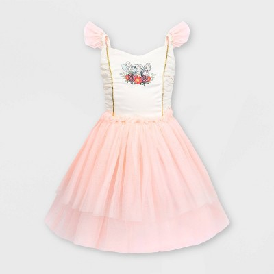 Girls' Disney Animator Leotard - Pink - Disney Store