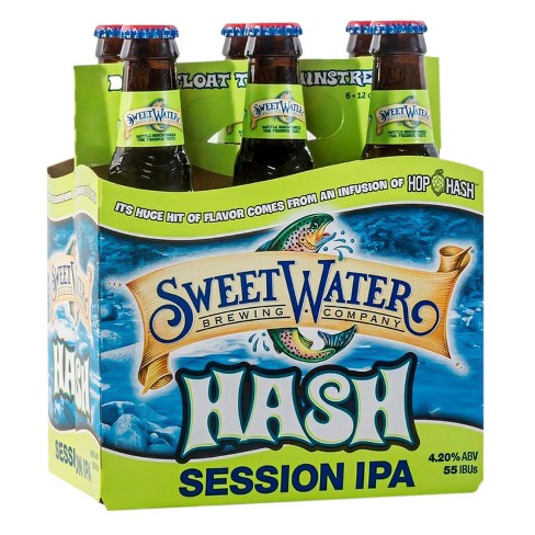 SweetWater® Hash Session - 6pk / 12oz Bottles - image 1 of 1