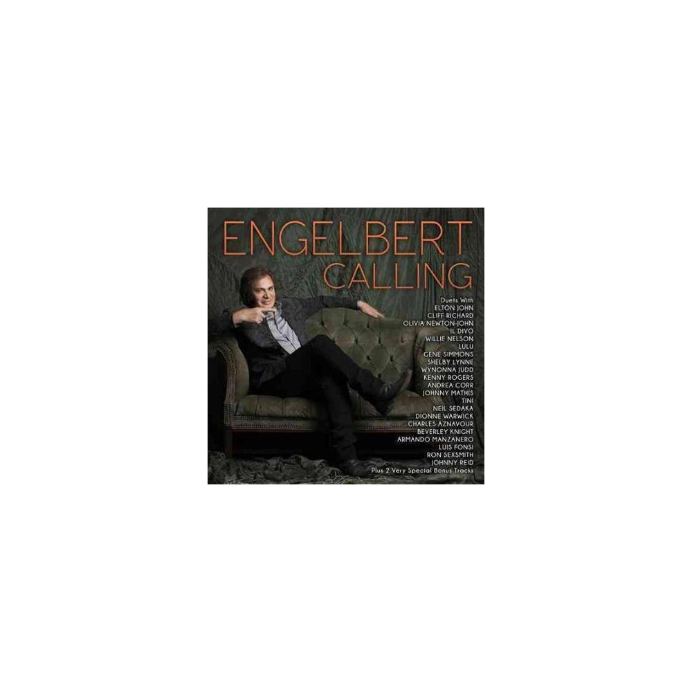 Engelbert (Vocal) Humperdinck - Engelbert Calling (CD)