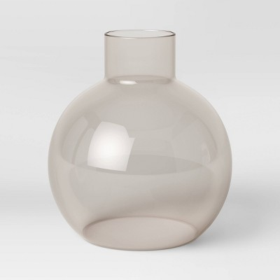 Glass Vase Gray - Project 62™