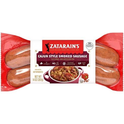 Zatarain's Cajun Sausage - 14oz - image 1 of 4