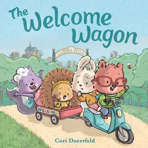 The Welcome Wagon - (A Cubby Hill Tale) by  Cori Doerrfeld (Hardcover) - image 1 of 1