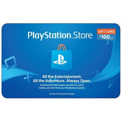 PlayStation Store Gift Card (Digital)