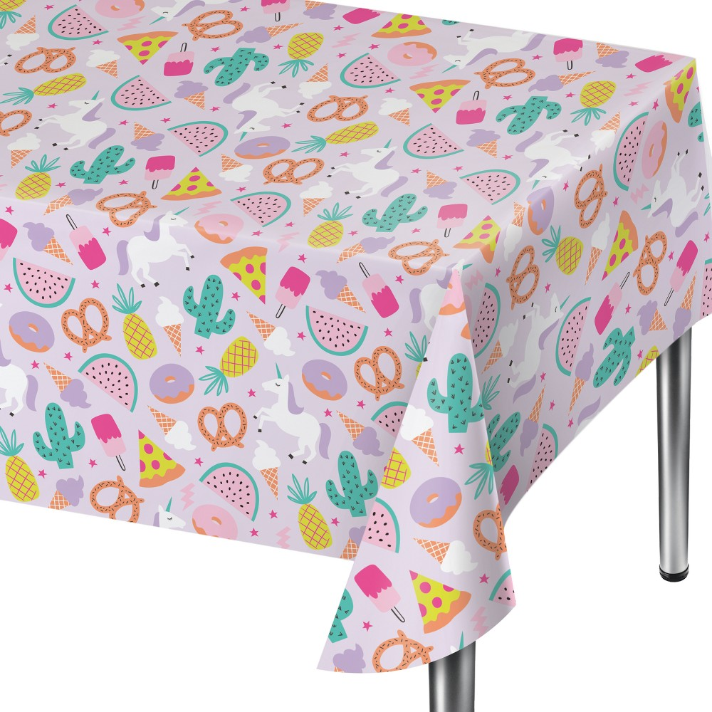 Sweet Treat Tablecovers/Backdrop - Spritz