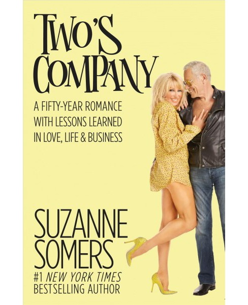 Two's Company : A Fifty-Year Romance With Lessons Learned in Love, Life & Business -  (Hardcover) - image 1 of 1