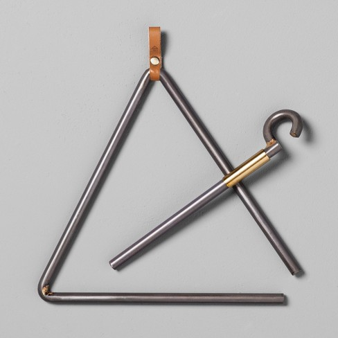 Triangle Dinner Bell - Hearth & Hand™ with Magnolia - image 1 of 2
