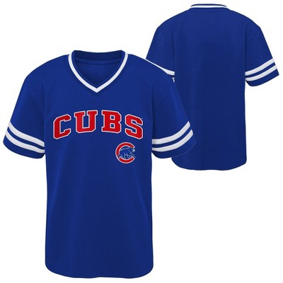 MLB Chicago Cubs Toddler Boys' Pullover Jersey