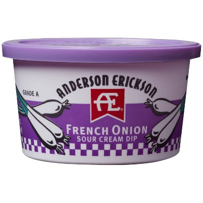 Anderson Erickson French Onion Sour Cream Dip - 8oz