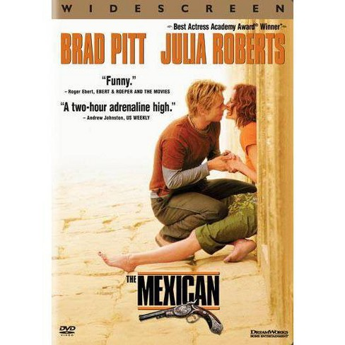 The Mexican (DVD) - image 1 of 1