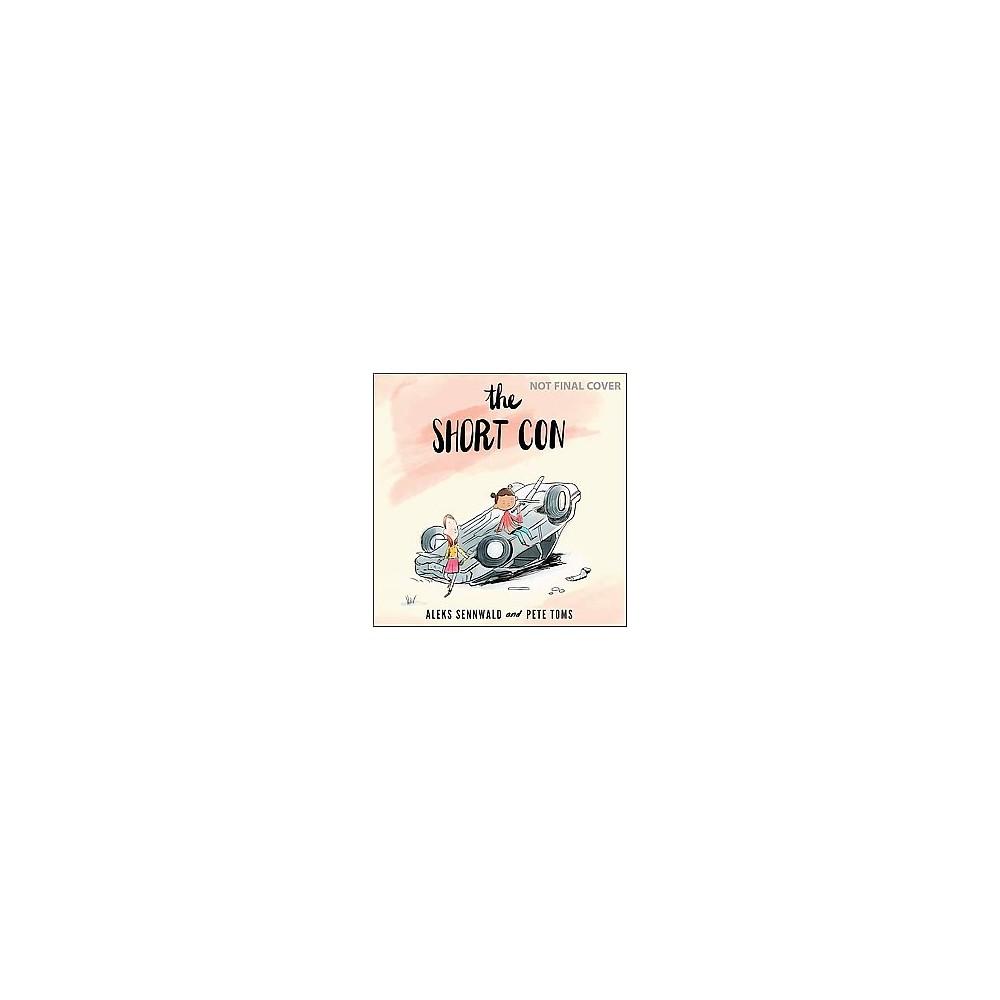 Pops & Branwell Mysteries 1 : The Short Con (Paperback) (Pete Toms & Aleks Sennwald)