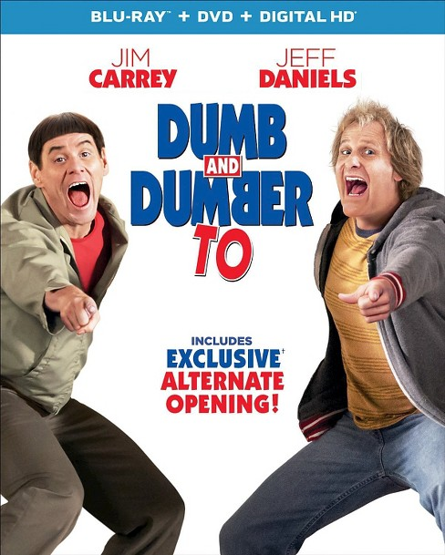 Dumb and Dumber To (2 Discs) (Includes Digital Copy) (Ultraviolet) (Blu-ray/DVD) - image 1 of 1