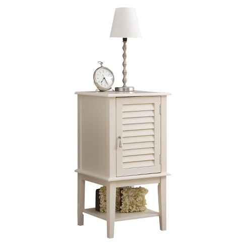 End Table White - image 1 of 3