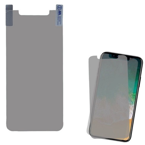 MYBAT 2-Pack Clear LCD Screen Protector Film Cover For Apple iPhone X/XS - image 1 of 1