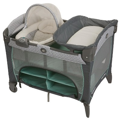 Graco® Pack n' Play Playard Newborn Napper DLX - Manor