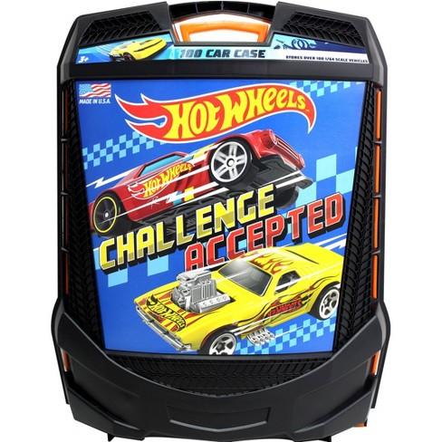 Hot Wheels 100 Car Case - image 1 of 4