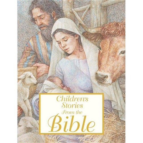 Children's Stories from the Bible - by  Saviour Pirotta (Hardcover) - image 1 of 1