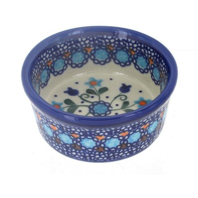 Blue Rose Polish Pottery Savannah Small Bowl