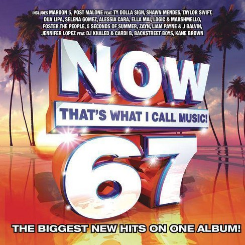 Various Artists - NOW 67 (CD) - image 1 of 1