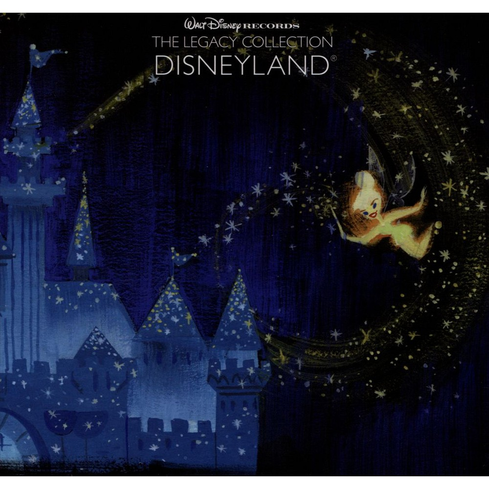 Various - Walt Disney/Legacy:Disneyland (CD)