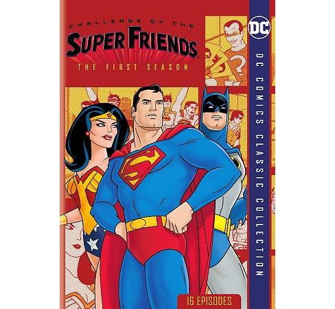 Challenge Of The Super Friends:First (DVD) - image 1 of 1