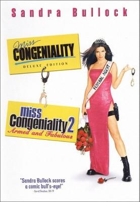 Miss Congeniality/Miss Congeniality 2: Armed & Fabulous (DVD)