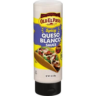 Old El Paso Squeeze Spicy Squeeze Queso Blanco