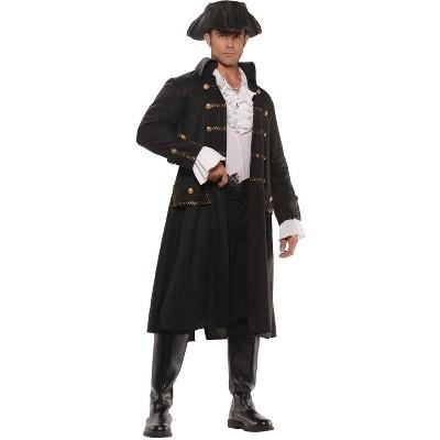 Adult Captain Darkwater Halloween Costume