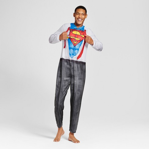 Men's Superman Union Suit - image 1 of 2