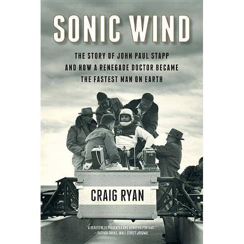 Sonic Wind - by  Craig Ryan (Paperback) - image 1 of 1