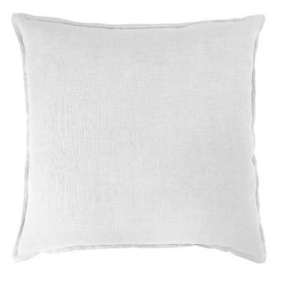 Oversized Square Linen Pillow White - Threshold™