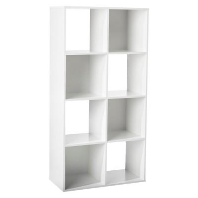 11 8 cube organizer shelf white room essentials target rh target com 12 Cube Storage White Closet Shelves