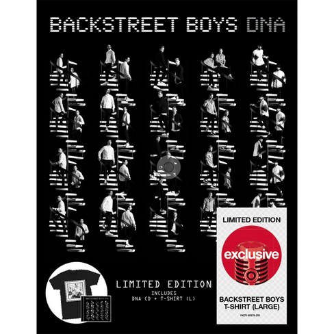 Backstreet Boys – DNA Exclusive T-Shirt/CD Bundle - image 1 of 2
