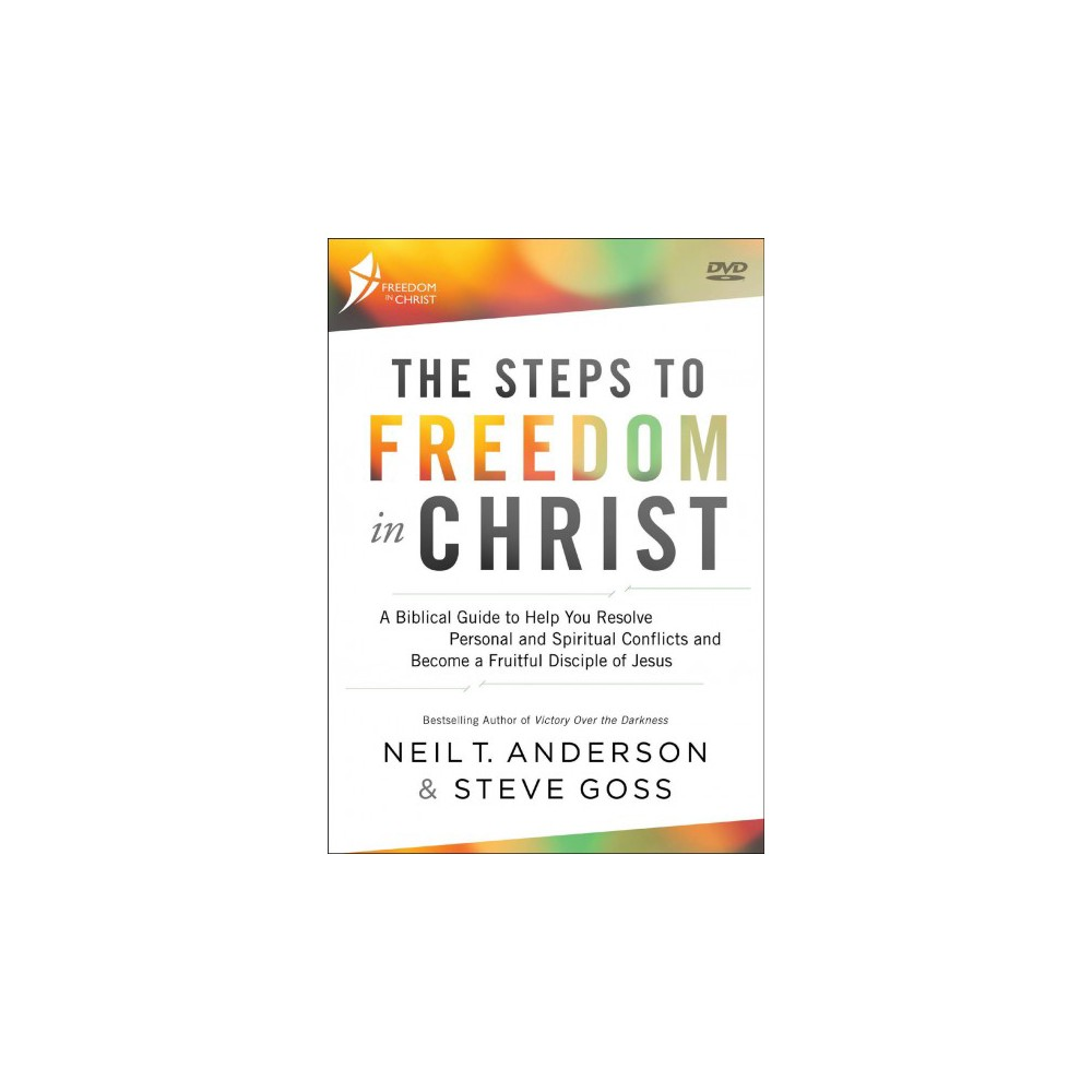 Freedom in Christ : A 10-week Life-changing Discipleship Course - (Hardcover)