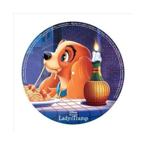 Various - Lady And The Tramp (Ost) (Vinyl) - image 1 of 1