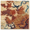 Abstract Forrest Rug - Orian - image 2 of 4