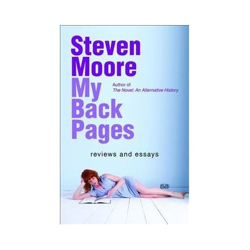 My Back Pages Reviews And Essays Expanded By Target