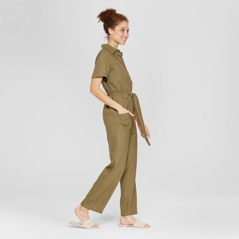 Women S Boiler Suit Coveralls A New Day Target