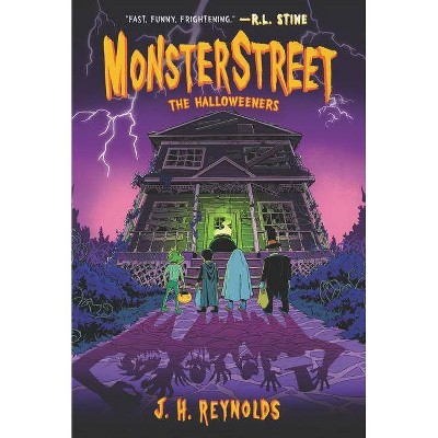 Monsterstreet: The Halloweeners - by  J H Reynolds (Paperback)