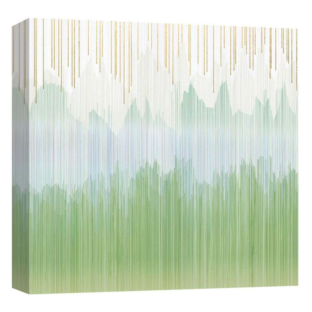Melting Woods Decorative Canvas Wall Art 16
