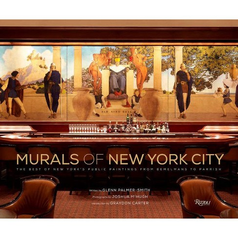 Murals of New York City - by  Glenn Palmer-Smith (Hardcover) - image 1 of 1