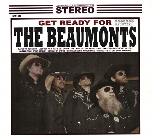Beaumonts - Get ready for (CD) - image 1 of 1