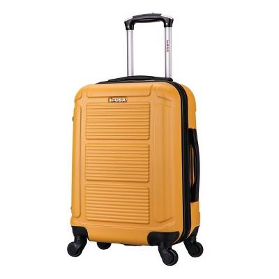"InUSA Pilot 20"" Lightweight Hardside Carry On Spinner Suitcase"