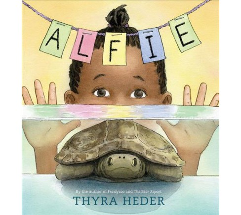 Alfie : The Turtle That Disappeared -  by Thyra Heder (School And Library) - image 1 of 1