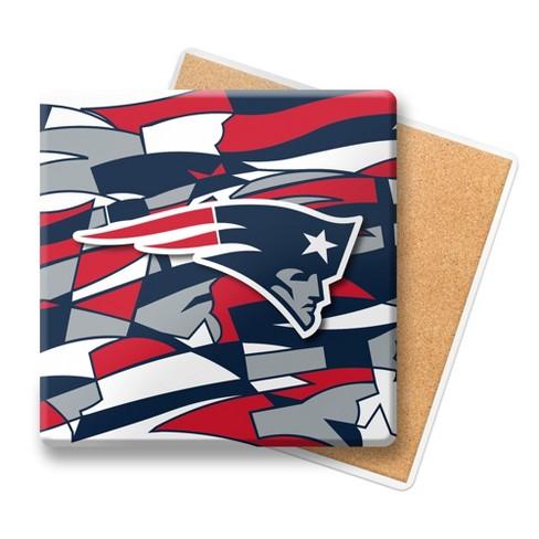 NFLxFIT New England Patriots Coaster : Target