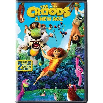 The Croods: A New Age (DVD)