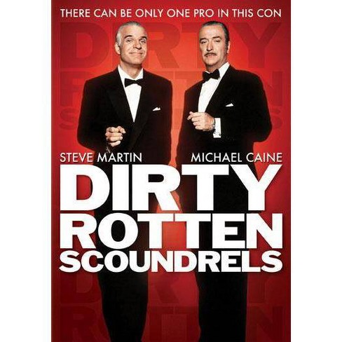 Dirty Rotten Scoundrels (DVD) - image 1 of 1